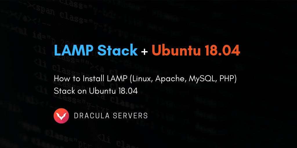 apt-get install lamp-server ubuntu