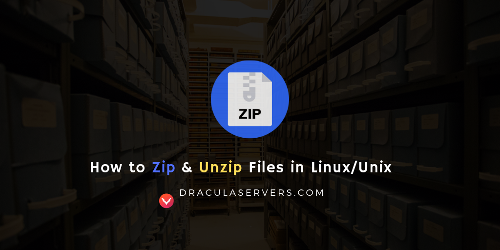 Unzip In Unix