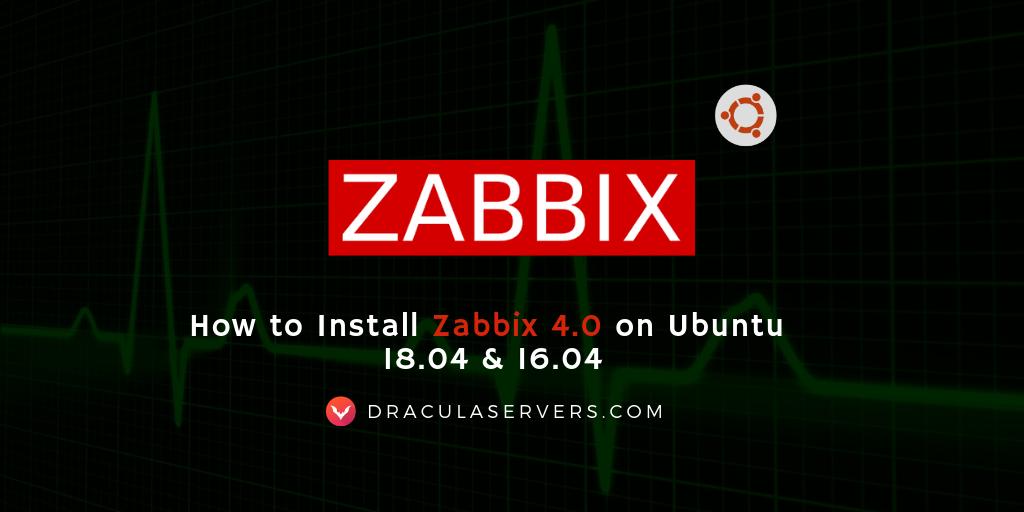 zabbix install ubuntu postgresql