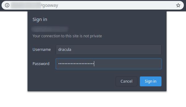 phpMyAdmin_auth_gateway