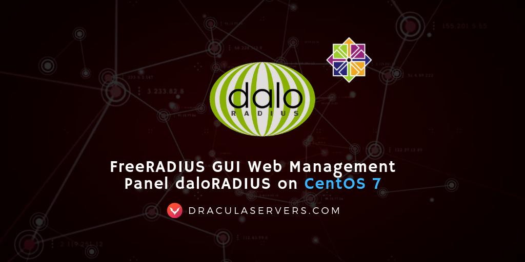 Quick Tutorial: Install FreeRADIUS GUI Web Management Panel