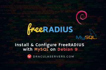 Quick Tutorial: FreeRADIUS GUI Web Management Panel